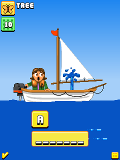 Mobile game My Hangman - screenshots. Gameplay My Hangman