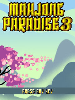 Mobile game Mahjong Paradise 3 - screenshots. Gameplay Mahjong Paradise 3