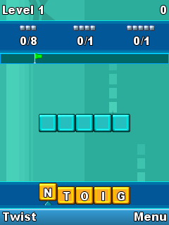 Mobile game Text Twist Turbo - screenshots. Gameplay Text Twist Turbo