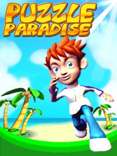 Mobile game Puzzle Paradise - screenshots. Gameplay Puzzle Paradise