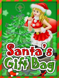 Download free mobile game: Santa's Gift Bag - download free games for mobile phone