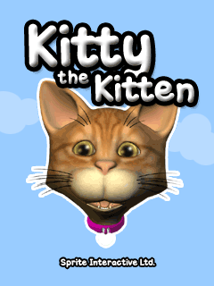 Download free mobile game: Kitty The Kitten Tamagochi - download free games for mobile phone
