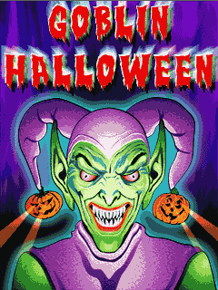 Download free mobile game: Goblin Halloween - download free games for mobile phone