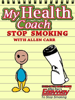 Download free mobile game: My Health Coach: Stop Smoking with Allen Carr - download free games for mobile phone