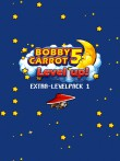 In addition to the  game for your phone, you can download Bobby Carrot 5: Level Up 1 for free.