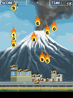 Mobile game Lava Lava - screenshots. Gameplay Lava Lava