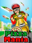 In addition to the free mobile game PizzaMania for X2-01 download other Nokia X2-01 games for free.