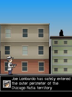 Mobile game Chicago Underground - screenshots. Gameplay Chicago Underground