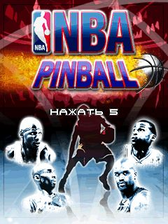Download free mobile game: NBA Pinball - download free games for mobile phone