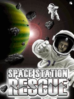 Download free mobile game: Space Station Rescue - download free games for mobile phone