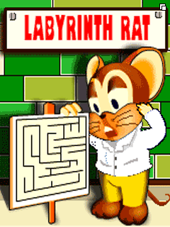 Download free mobile game: Labyrinth Rat - download free games for mobile phone