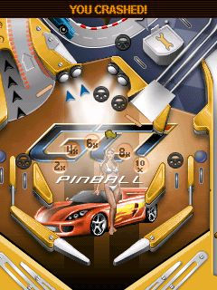 Mobile game GTi Pinball - screenshots. Gameplay GTi Pinball