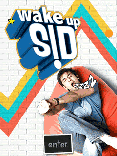 Download free mobile game: Wake Up Sid - download free games for mobile phone