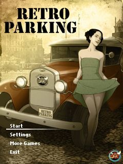 Download free mobile game: Retro Parking - download free games for mobile phone