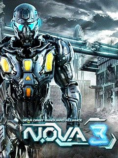 Download free mobile game: Near Orbit Vanguard Alliance N.O.V.A 3 - download free games for mobile phone