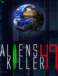 Download free mobile game: Alien Killer 47 - download free games for mobile phone