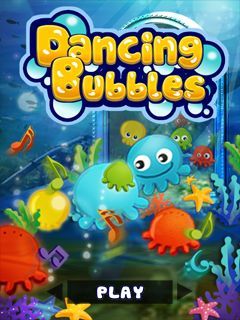 Download free mobile game: Dancing bubbles - download free games for mobile phone