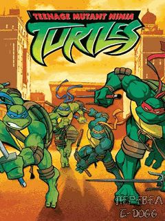 Download free mobile game: Teenage Mutant Ninja Turtles (TMNT) - download free games for mobile phone