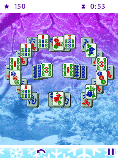 Mobile game 365 Mahjong 3-in-1 - screenshots. Gameplay 365 Mahjong 3-in-1