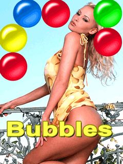 Download free mobile game: Bubbles - download free games for mobile phone