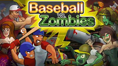 Mobile game Baseball vs Zombies - screenshots. Gameplay Baseball vs Zombies