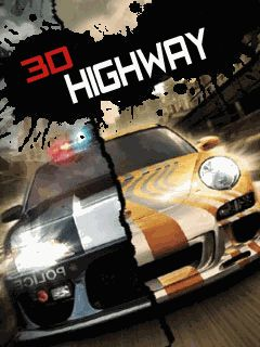 Download free mobile game: 3D Highway - download free games for mobile phone