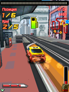 Mobile game 3D Highway - screenshots. Gameplay 3D Highway
