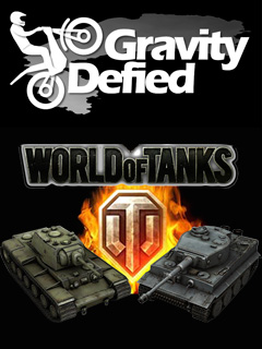 Download free mobile game: Gravity Defied: World of Tanks - download free games for mobile phone