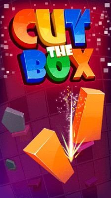Mobile game Cut The Box - screenshots. Gameplay Cut The Box