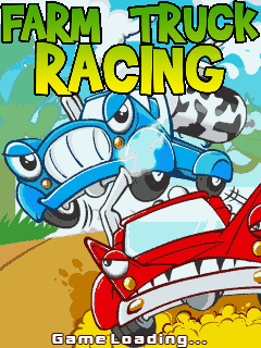 Download free mobile game: Farm Truck Racing 3D - download free games for mobile phone