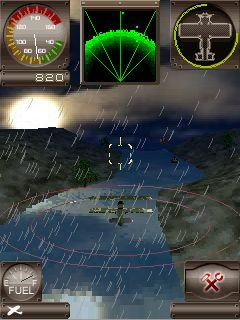 Mobile game Air combat 3D - screenshots. Gameplay Air combat 3D