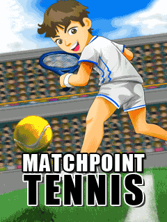 Download free mobile game: Matchpoint Tennis - download free games for mobile phone
