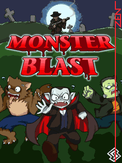 Download free mobile game: Monster blast - download free games for mobile phone