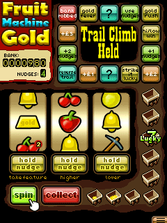 Mobile game Fruit Machine Gold - screenshots. Gameplay Fruit Machine Gold