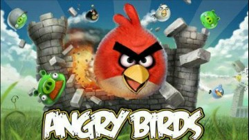 Mobile game Angry Birds Mult - screenshots. Gameplay Angry Birds Mult