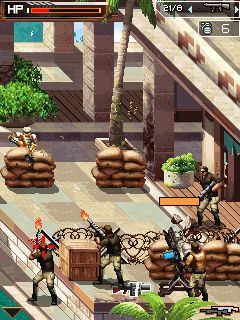 Mobile game Modern Combat 4: Zero Hour - screenshots. Gameplay Modern Combat 4: Zero Hour