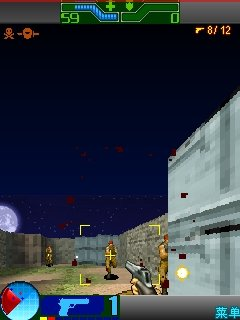 Mobile game Counter-Strike 2 3D - screenshots. Gameplay Counter-Strike 2 3D