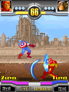 Mobile game Marvel Avengers - screenshots. Gameplay Marvel Avengers