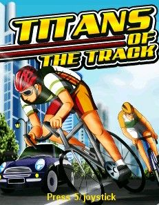 Download free mobile game: Titans of the Track - download free games for mobile phone
