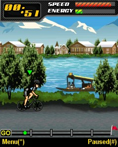 Mobile game Titans of the Track - screenshots. Gameplay Titans of the Track