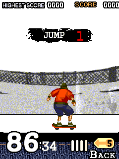 Mobile game Extreme Skateboard - screenshots. Gameplay Extreme Skateboard