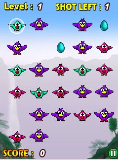 Mobile game Birds Battle - screenshots. Gameplay Birds Battle