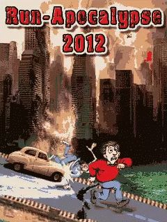 Download free mobile game: Run-Apocalypse 2012 - download free games for mobile phone