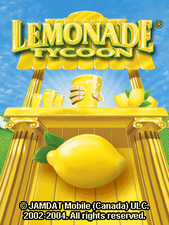 Mobile game Lemonade Tycoon - screenshots. Gameplay Lemonade Tycoon