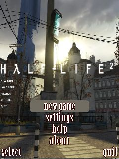 Mobile game Half-Life 2 - screenshots. Gameplay Half-Life 2