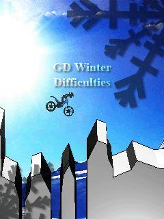 لعبة Gravity Defied: Winter Difficulties