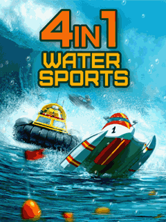 Download free mobile game: 4 in 1 Ultimate Water Sports - download free games for mobile phone