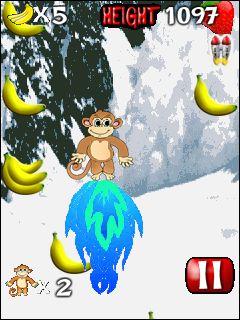 Download Games Java Terbaru 2013 Monkey Jump Resolusi 240x320 320x240 ...