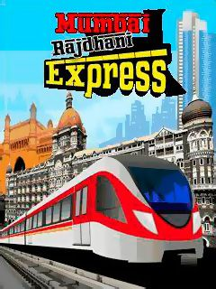 Download free mobile game: Mumbai Rajdhani Express - download free games for mobile phone