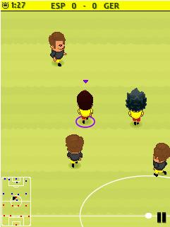 Super Pocket Football 2013 game ponsel Java jar